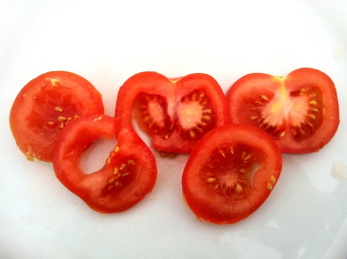 Olympic Logo a Day 19: tomatoes
