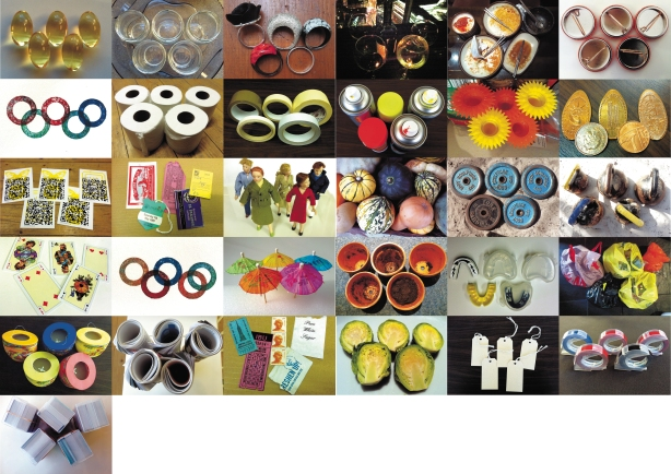 Olympic countdown, Olympic Rings month 3