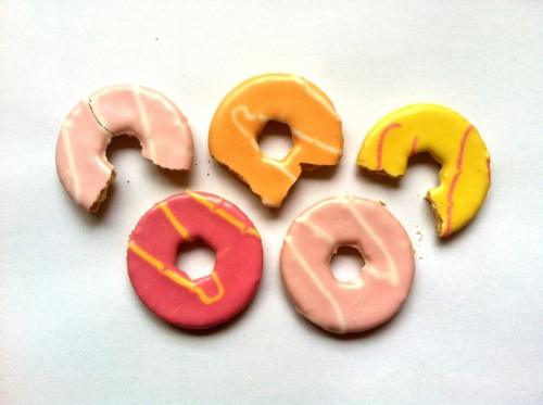 Olympic Logo a Day 032: party rings